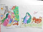 Chagall_reina
